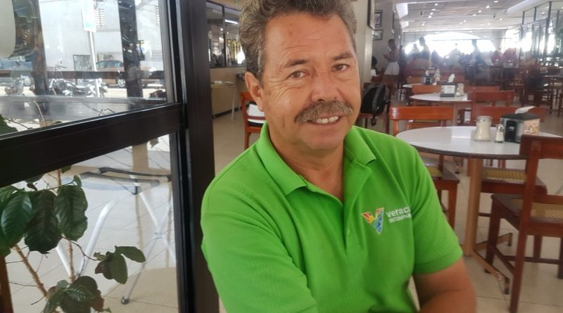 GOBIERNO DEL ESTADO Y FEDERAL REHABILITAN CARRETERA 180 DE LA ZONA CENTRO SUR, HACIA LOS TUXTLAS:MACÍAS LAGUNES