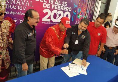 «PERRO GORDO 1°»ES EL SEGUNDO CANDIDATO A REY DEL CARNAVAL 2020 QUE SE REGISTRA.