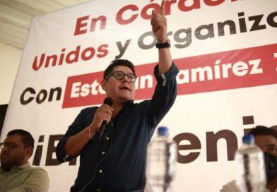 MENTIRAS,HIPOCRESÍA Y CORRUPCIÓN REPRESENTA LA ALIANZA PAN,PRI Y PRD:RAMÍREZ ZEPETA.