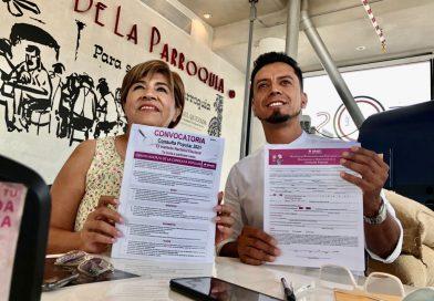 Convoca Rosa María Hernández a consulta popular para enjuiciar a expresidentes